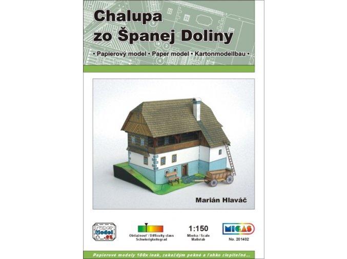 Chalupa zo Španej Doliny