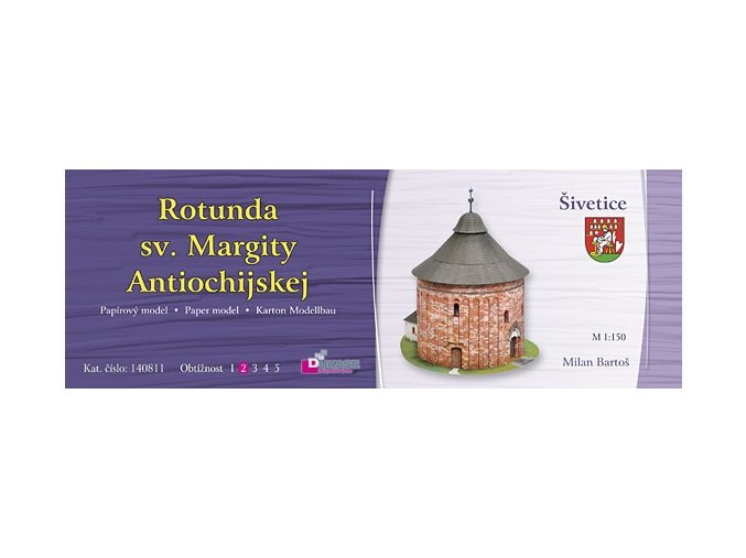 Šivetice - Rotudna sv. Margity Antiochijskej