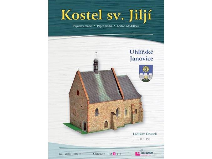 Uhlířské Janovice - kostel sv. Jiljí