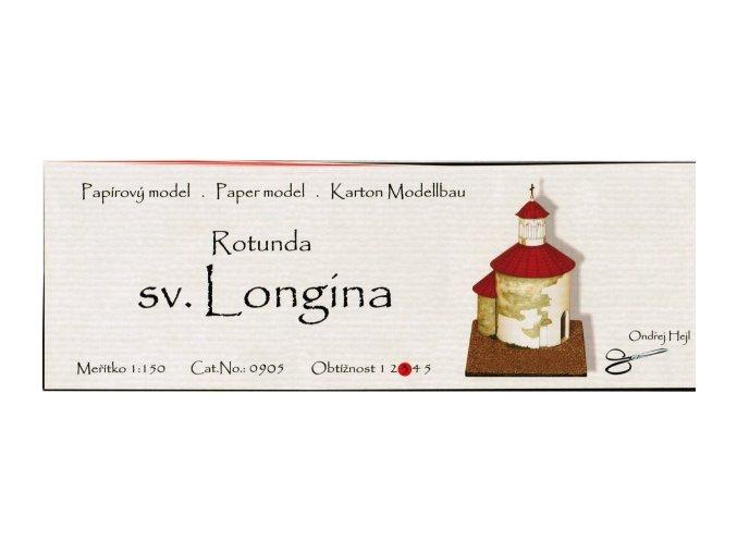 Praha - Rotunda sv. Longina