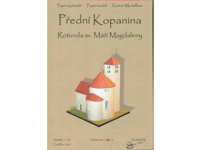 Přední Kopanina - Rotunda sv. Máří Magdaleny