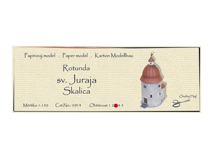 Skalica - Rotunda sv. Juraja