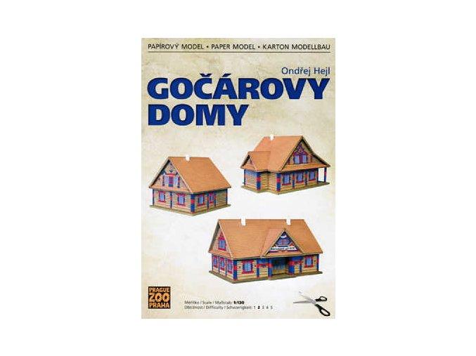 Gočárovy domy - Zoo Praha