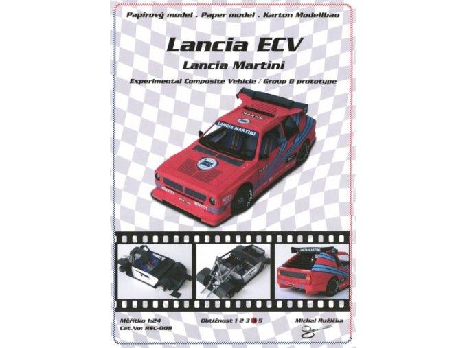 Lancia ECV - Lancia Martini