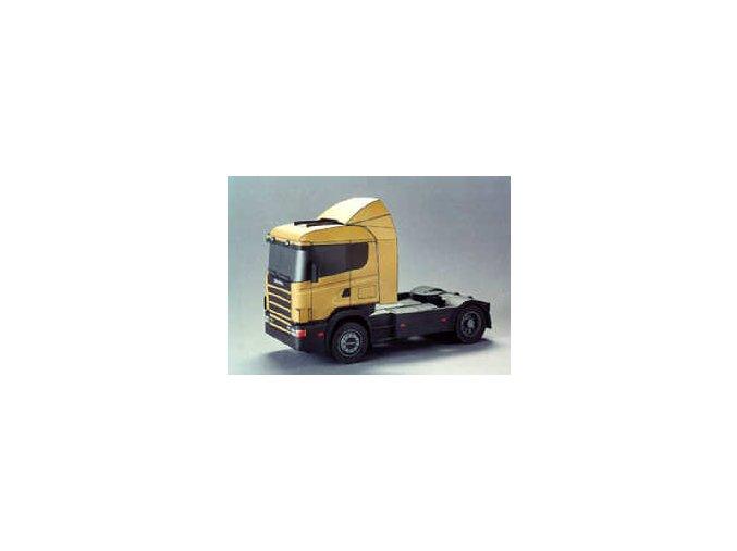 Scania T124 - zlatá