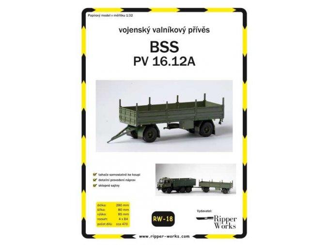 BSS PV 16.12A