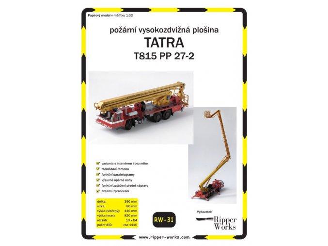 Tatra 815 PJ 28 170 6x6.1 PP27-2