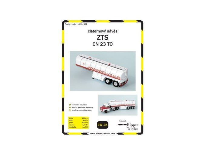 ZTS CN 23 TO - Benzina