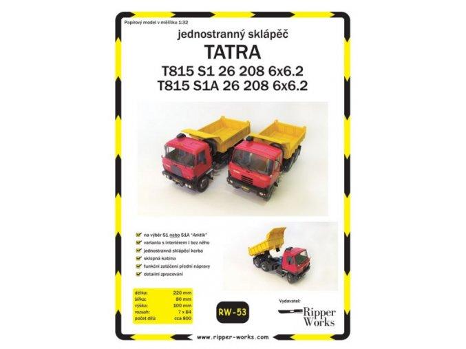Tatra T815 S1 / S1A 26 208 6x6.2