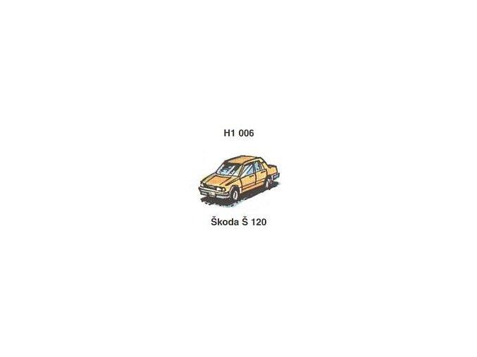 Škoda 120 (5ks)