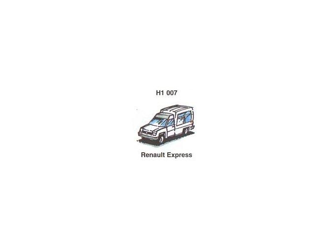 Renault Express (4ks)