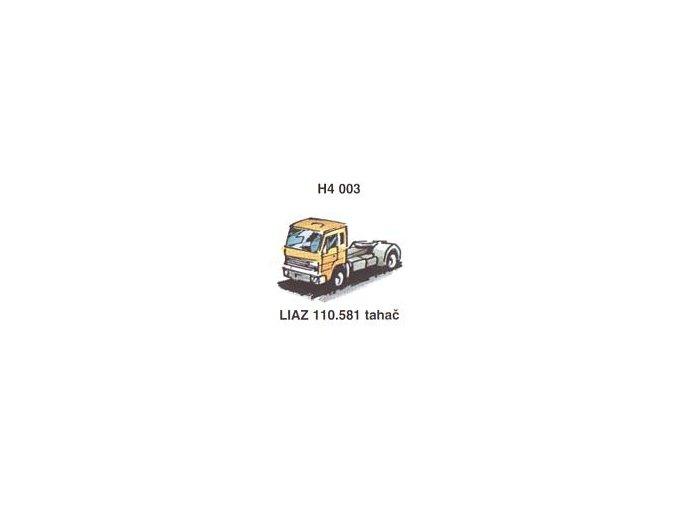 LIAZ 110.581 tahač (3ks)