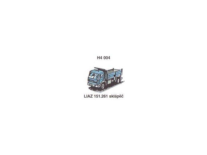 LIAZ 151.261 sklápěč (2ks)