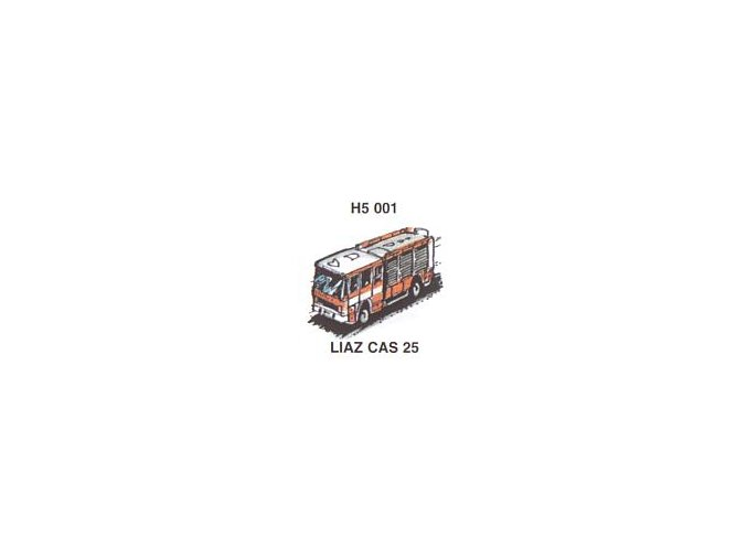 LIAZ CAS 25 (2ks)