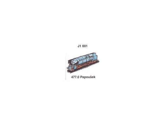 477.0 - Papoušek