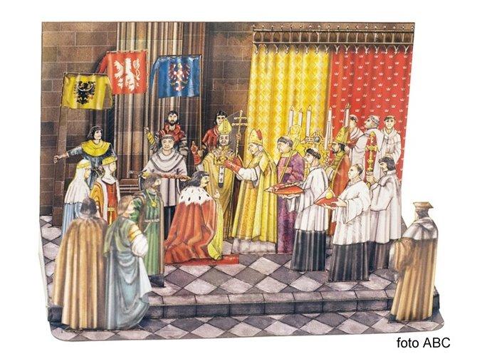 Korunovace Jiřího z Poděbrad