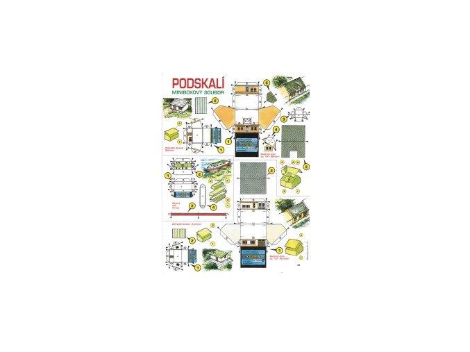 Marhovi - čp. 134 + zahradní domek Marhovi + Kynčlovi - čp. 133  + zahradní domek + Tereza