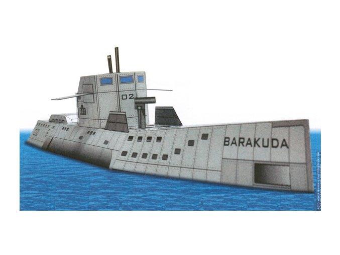 U-78 Barakuda