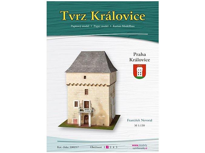 Praha-Královice - tvrz