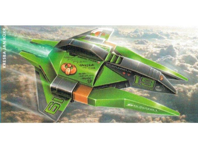 Astro racer 19-Scarabeus