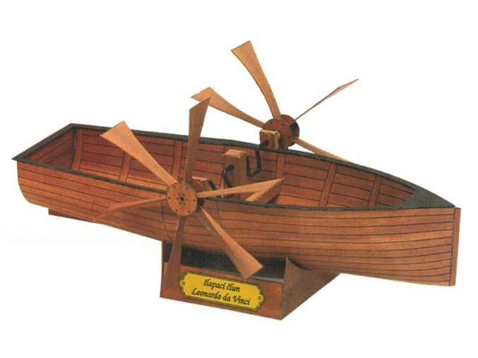šlapací člun