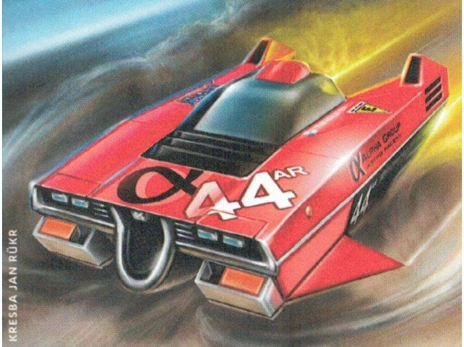 Astro racer 44-Alpha Plus