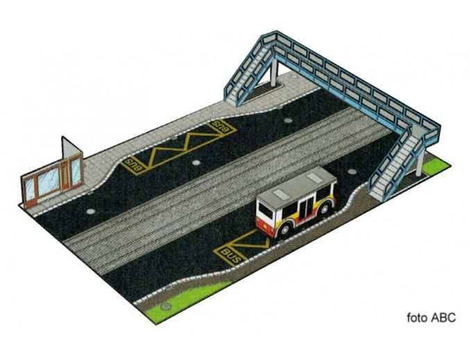 Bezpečně v silničním provozu 3 - nadchod