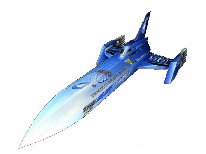 Astro racer 25-The Blue Flame 2