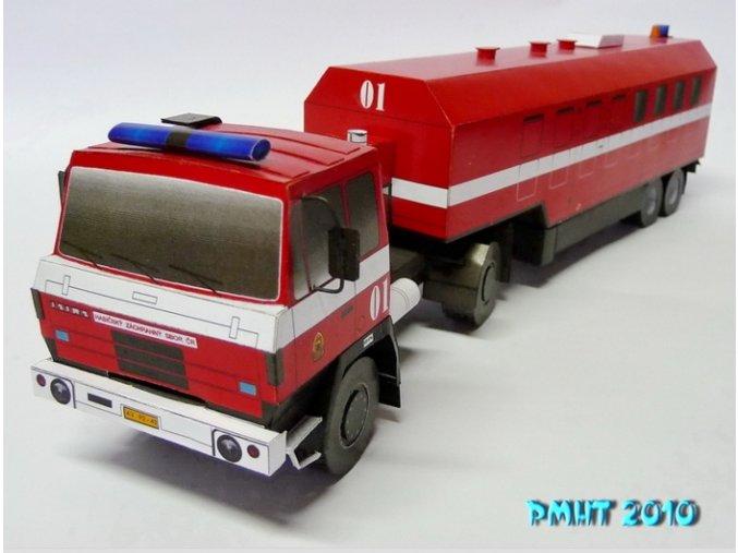 Tatra 815 TN 4x4 + Orličan N-10S
