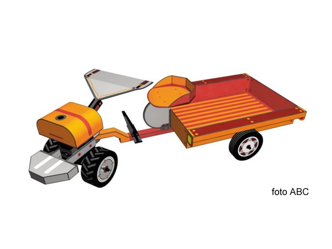 Terra Vari - malotraktor