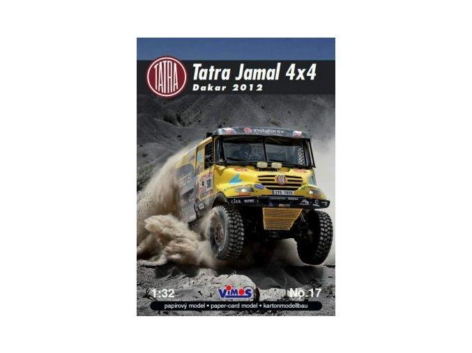 Tatra Jamal 4x4 Dakar 2012 [501]