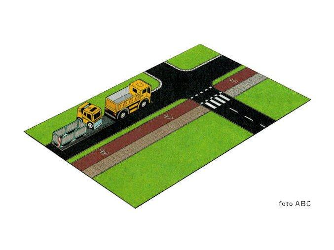 Bezpečně v silničním provozu 11 - mimo obec a omezení dopravy