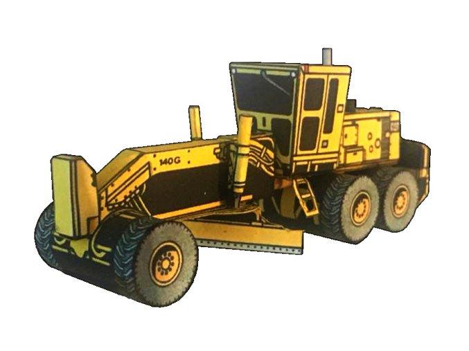 Caterpillar 140 G (motorový grejdr)