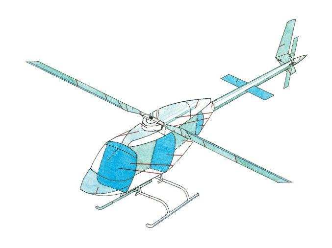 Bell 206L - Long Ranger