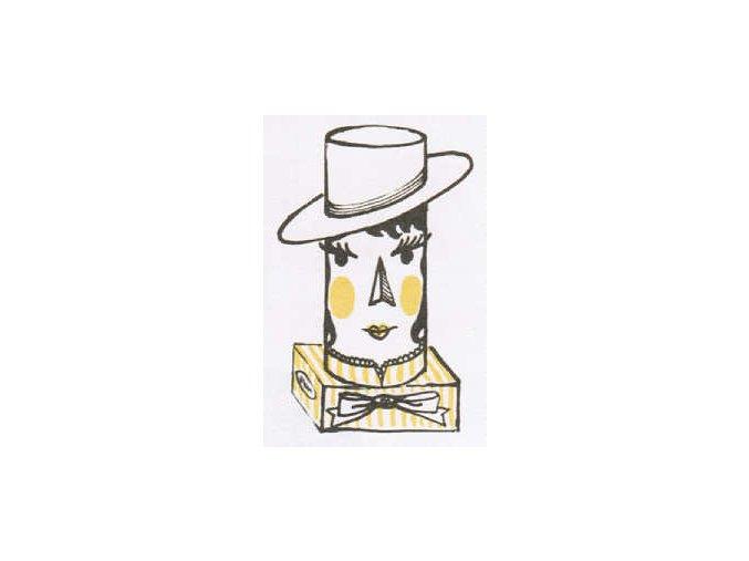 Krabička panenka