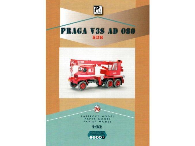 Praga V3S AD 080 SDH