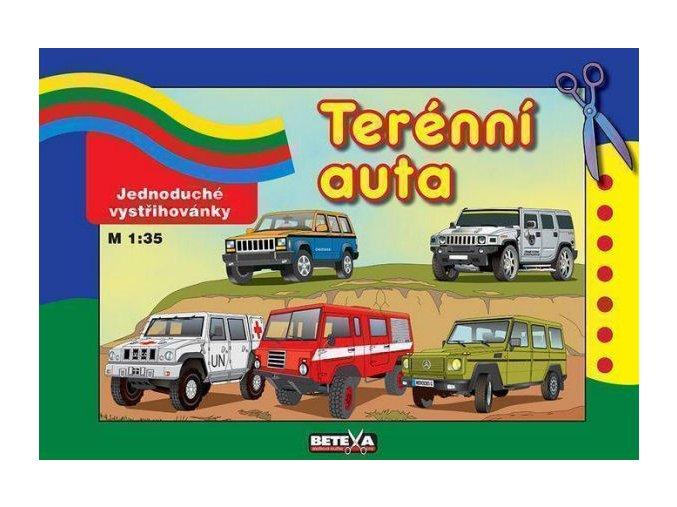 Terénní auta (5 vozidel)
