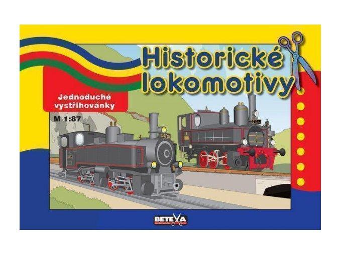 ř. 310 + ř. U47 (Historické lokomotivy)