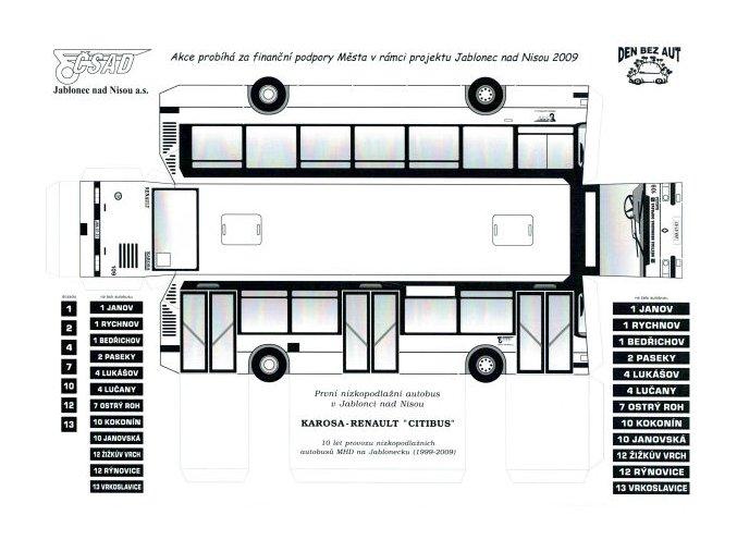Karosa-Renault Citybus 12M