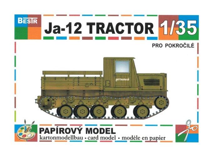 Ja-12 Tractor