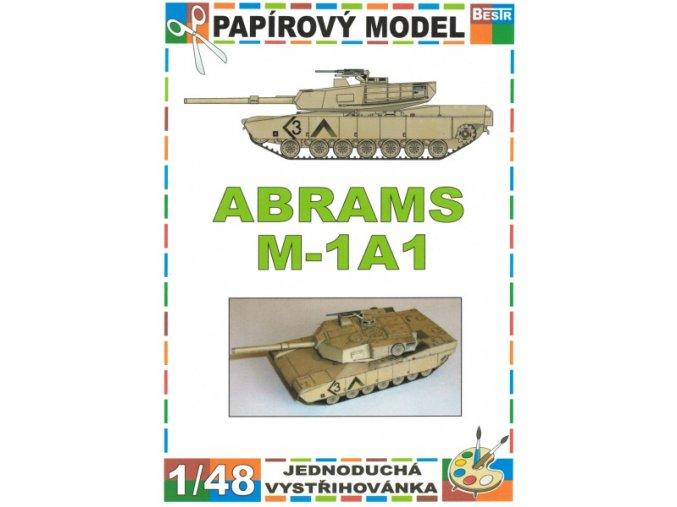 Abrams M-1A1