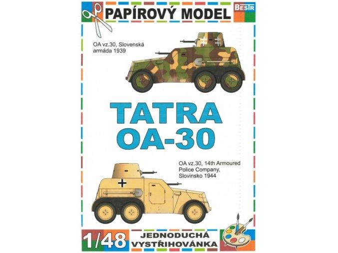Tatra OA vz.30 - 2x