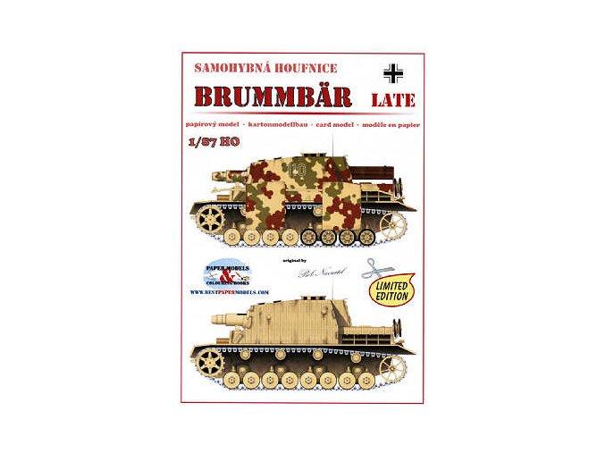 Brummbär Late (2x)