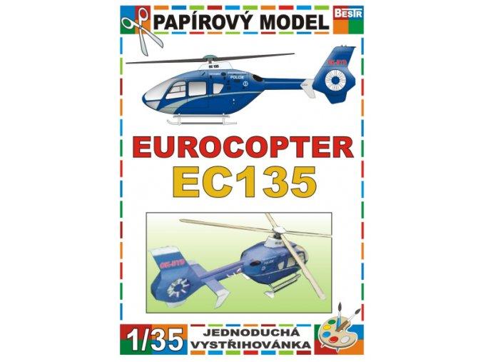 Eurocopter EC 135 - PČR