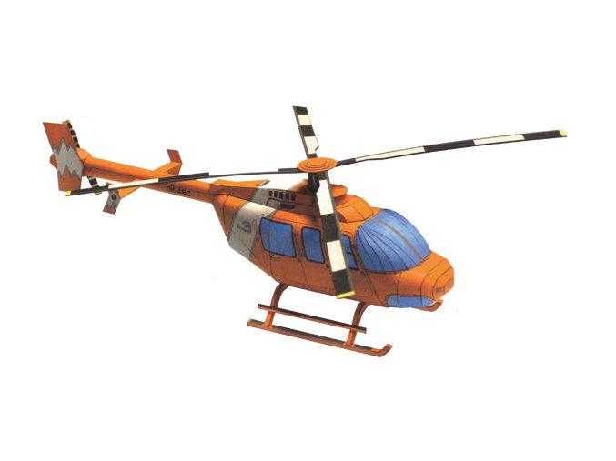Arczech - helikoptéra