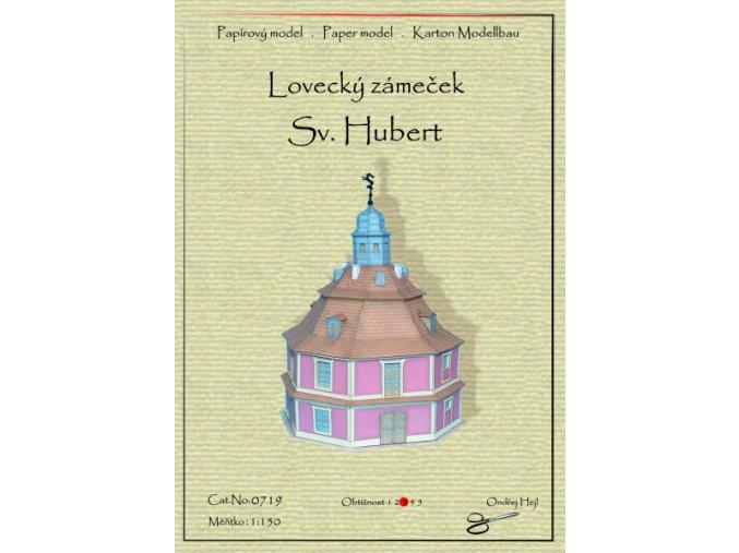 Lovecký zámeček Sv. Hubert
