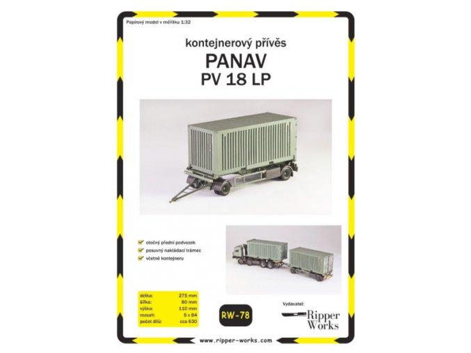 PANAV PV 18 LP (AČR)