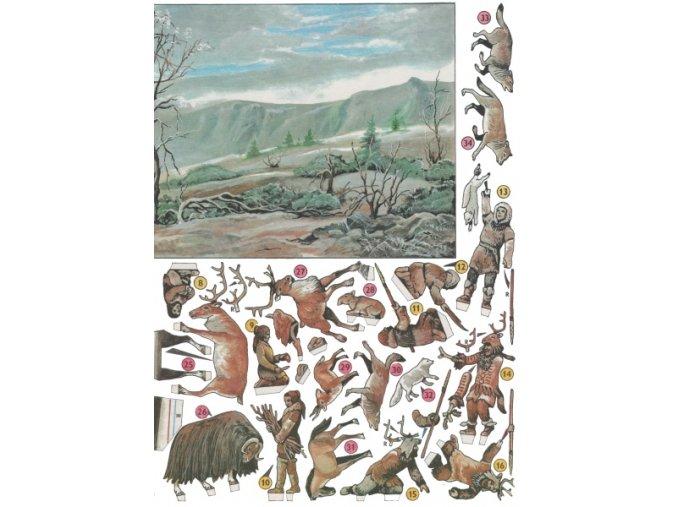 Čas lovců sobů