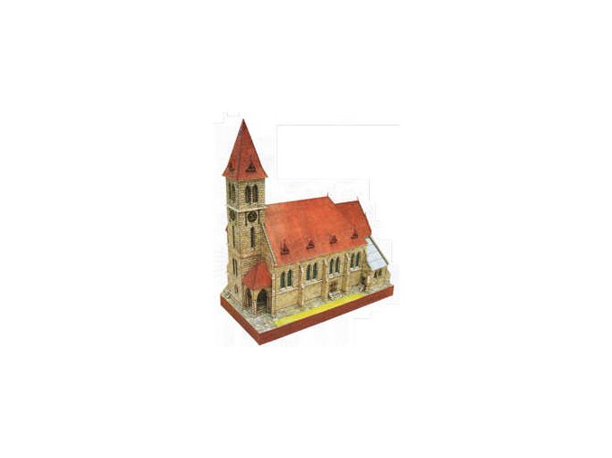 kostel v Damníkově