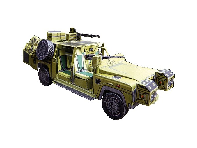 Land Rover Defender 130 Kajman